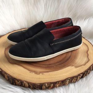 Olukai leather slip on sneakers